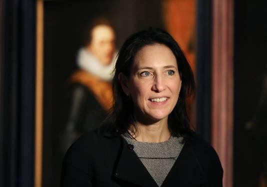 Directeur Emilie Gordenker van het Mauritshuis.