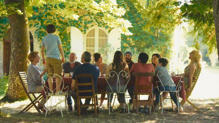 Still uit 'Fête de Famille'. Beeld Le Pacte
