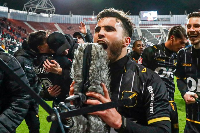 In 2020 haalde NAC de halve finale van de beker door achtereenvolgend FC Emmen, PSV en AZ te verslaan. Feyenoord was in de halve finale een maatje te groot: 7-1.