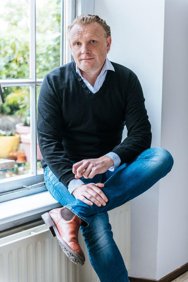 Martijn van Dijk, oprichter en directeur van Scorito. Beeld