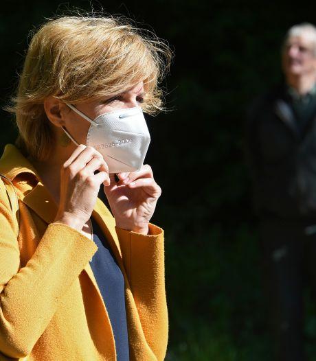Suite à l'explosion à Courcelles, la Ministre menace la société Keyser et fils