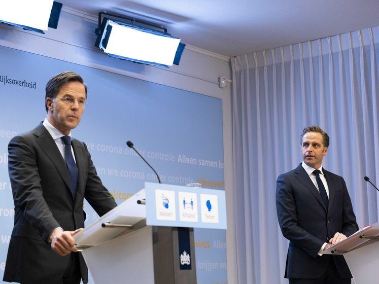 Dit zijn de versoepelingen die Rutte heeft aangekondigd