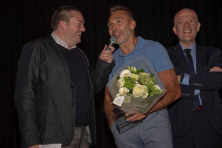 Lifetime achievement award voor Freddy De Kerpel.