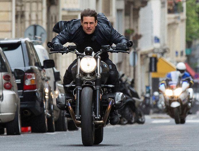 Tom Cruise in het zesde deel van Mission: Impossible.