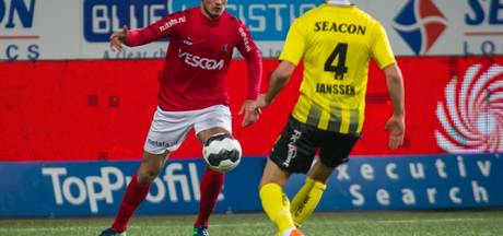 Helmond Sport krijgt pak op de broek van koploper VVV Venlo