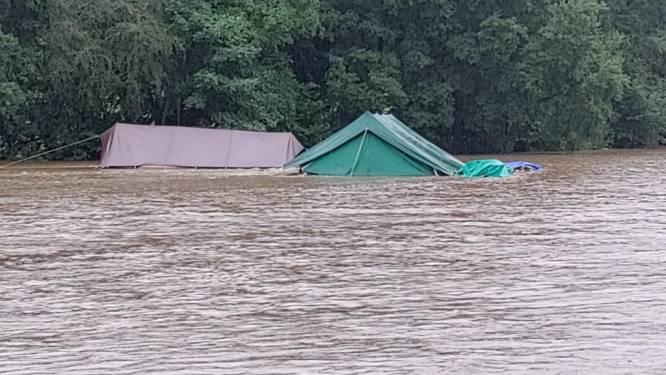 KRC Harelbeke steunt door watersnood getroffen scouts