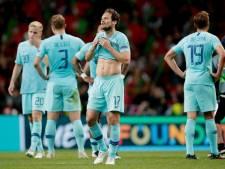 De Jong en Blind na lang en mooi seizoen: 'Nederland staat weer achter ons'