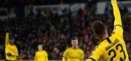 Thorgan Hazard à nouveau buteur, le Bayern en feu contre le Werder
