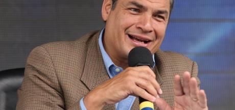 """Correa dénonce les """"menaces grossières"""" de Londres"""