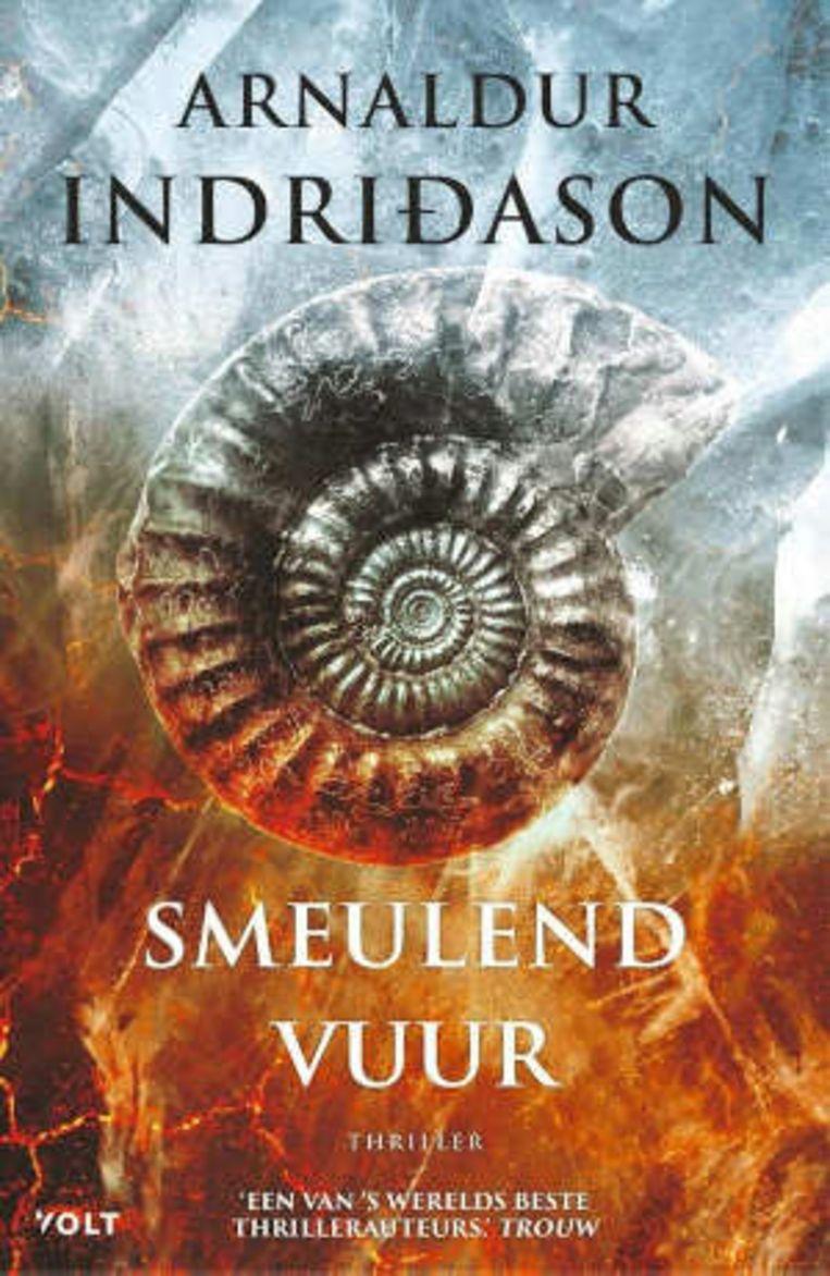 Arnaldur Indridason: Smeulend vuur Beeld Volt