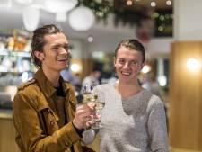 Glamourduo Koen en Gigi begint exclusieve ijszaak