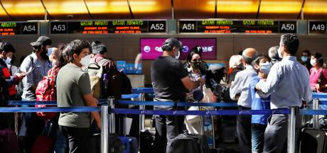 """Les États-Unis envisagent de rouvrir leurs frontières aux voyageurs """"pleinement vaccinés"""""""