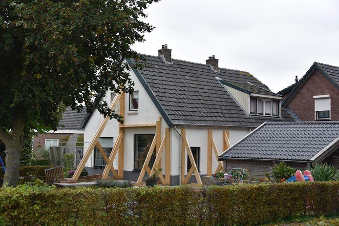 In Daarlerveen is onrust, nu er wordt doorgewerkt aan het kanaal Almelo - De Haandrik.