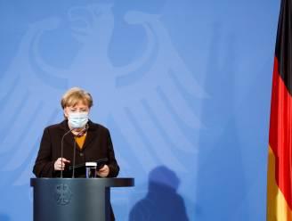 Angela Merkel hamert op tijdelijke maar totale lockdown in heel Duitsland