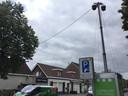 Extra camerabewaking voor café 't Berghje in de Berghemseweg in Oss.