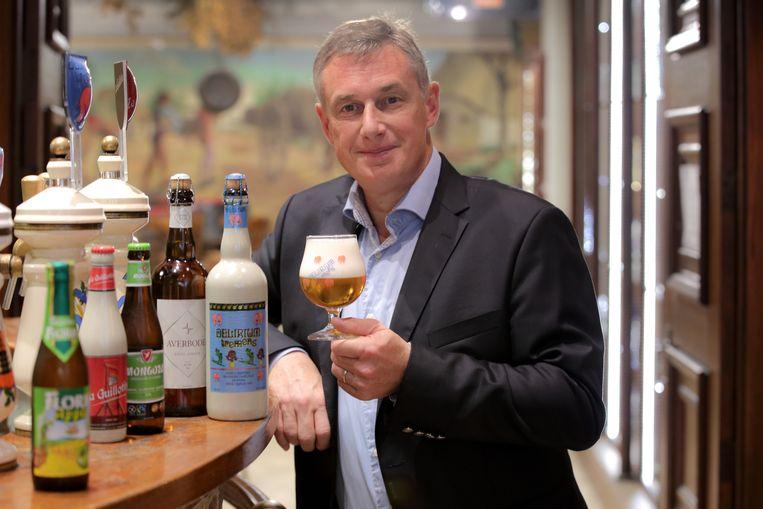 CEO Alain De Laet