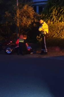 Quadrijder loopt hoofdletsel op bij ongeval in Groesbeek