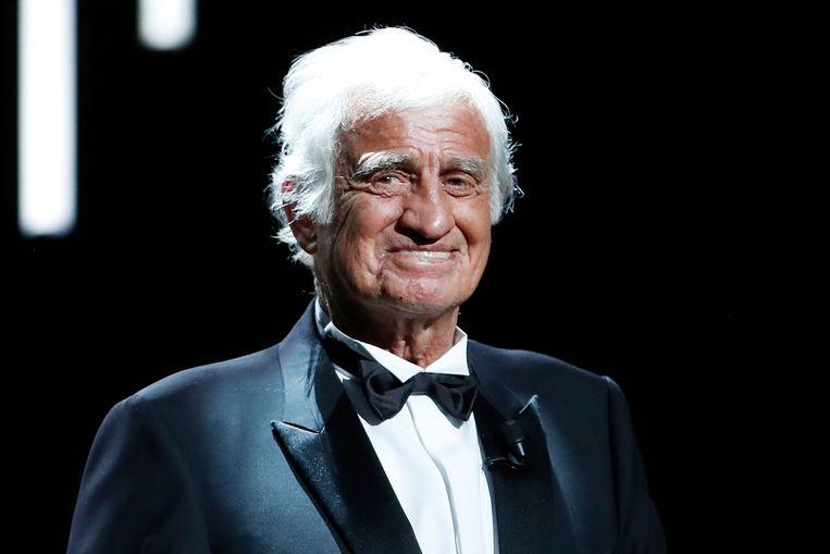 Jean-Paul Belmondo werd 88. Beeld EPA