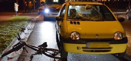Fietser ernstig gewond na aanrijding met auto in Breda