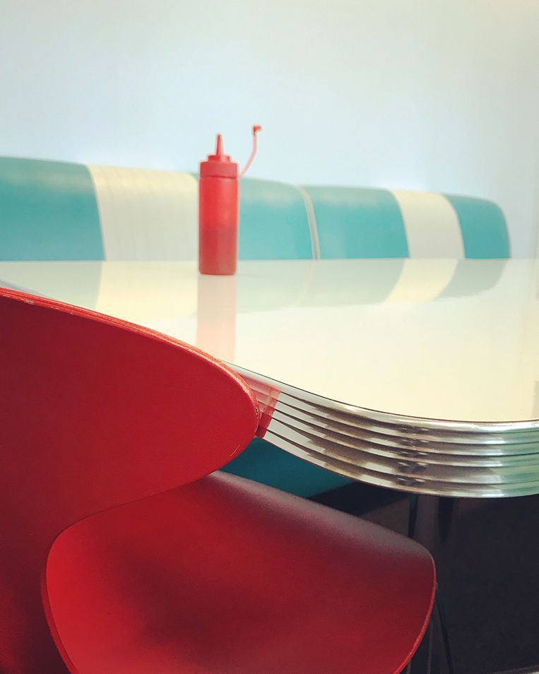 Diner - Fiona Bailey (VS)