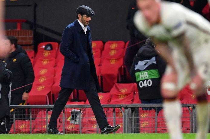 AS Roma neemt na dit seizoen afscheid van trainer Paulo Fonseca.