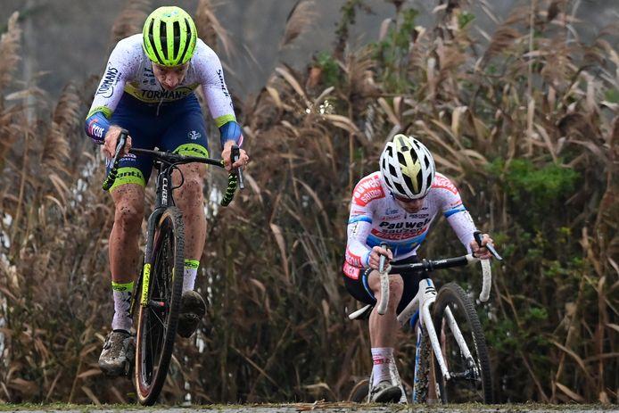 Quinten Hermans eindigde in Bredene op de vierde plaats.