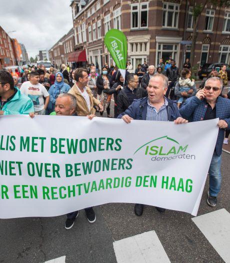 Bewoners Schilderswijk protesteren opnieuw tegen gehate pollers: 'Ook aangrenzende wijken hebben last'
