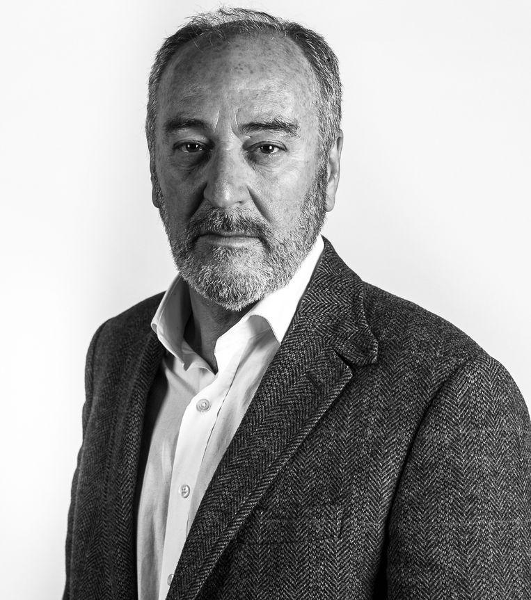 Machiel Salomons, Executive Director United Way the Netherlands en voormalig vertegenwoordiger van het Hoge Commissariaat voor de Vluchtelingen (UNHCR). Beeld