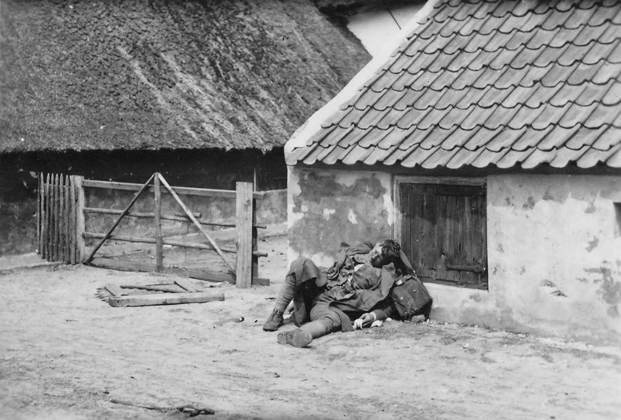 Tilburger Goof Konings sneuvelde in de meidagen van 1940.