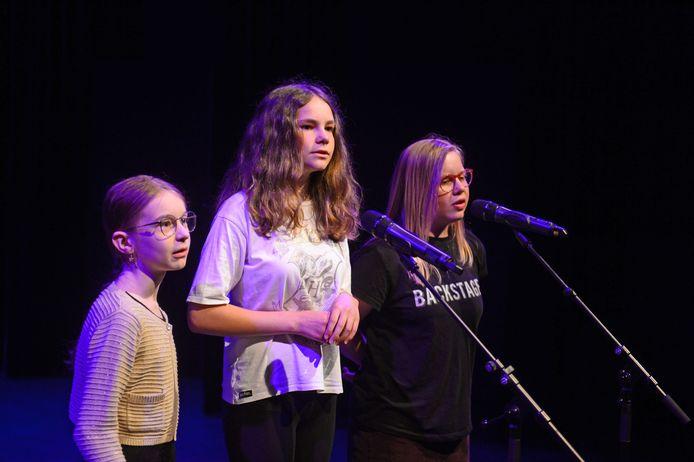 Jongeren met een beperking hebben zangles gevolgd bij zangcoach Tanja Klerkx en doen nu mee aan de show A Star is Born(e)