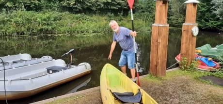 Botenverhuurder Jan Sterk van landgoed Schuilenburg gaat met pensioen: 'Ik had eerst weinig met boten en water, maar wel met mensen'