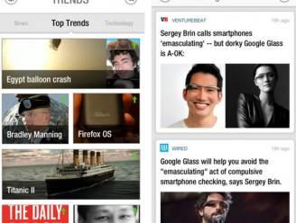Trending nieuws spotten met nieuwe app: Heet