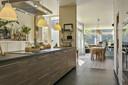 Het huis in de Kleine Ommegangweg in Lede is een lichtrijke gezinswoning.
