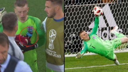 Hielp vernuftig trucje Engelsen om Colombia te verslaan in penaltyreeks?