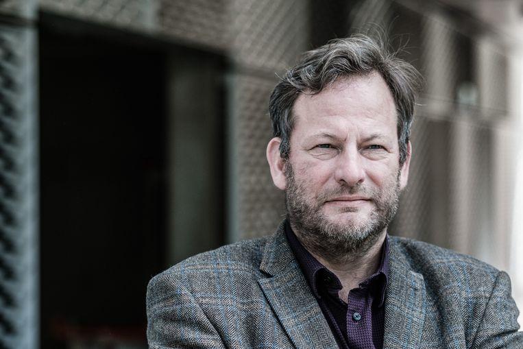 Psychiater Kris Goethals: 'Minister Beke wil een budget vrijmaken om die 'tsunami aan psychische problemen op te vangen'. We zijn te laat, hé.' Beeld Bob Van Mol