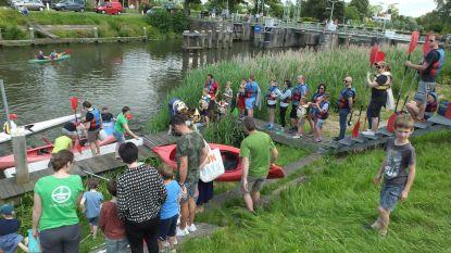 Honderden bezoekers ontdekken Astene Sas tijdens Levende Leiedag