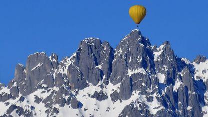 Twee Duitse bergbeklimmmers komen om in Alpen
