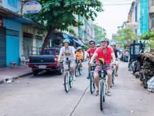 Het fietsende bestaan van Hengeloër Haasewinkel in Bangkok