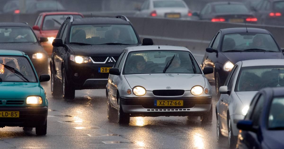 File op A1 tussen Oldenzaal en knooppunt Buren door ongeluk.
