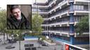 Het politiebureau in Eindhoven waar Jos Brech wordt verhoord.