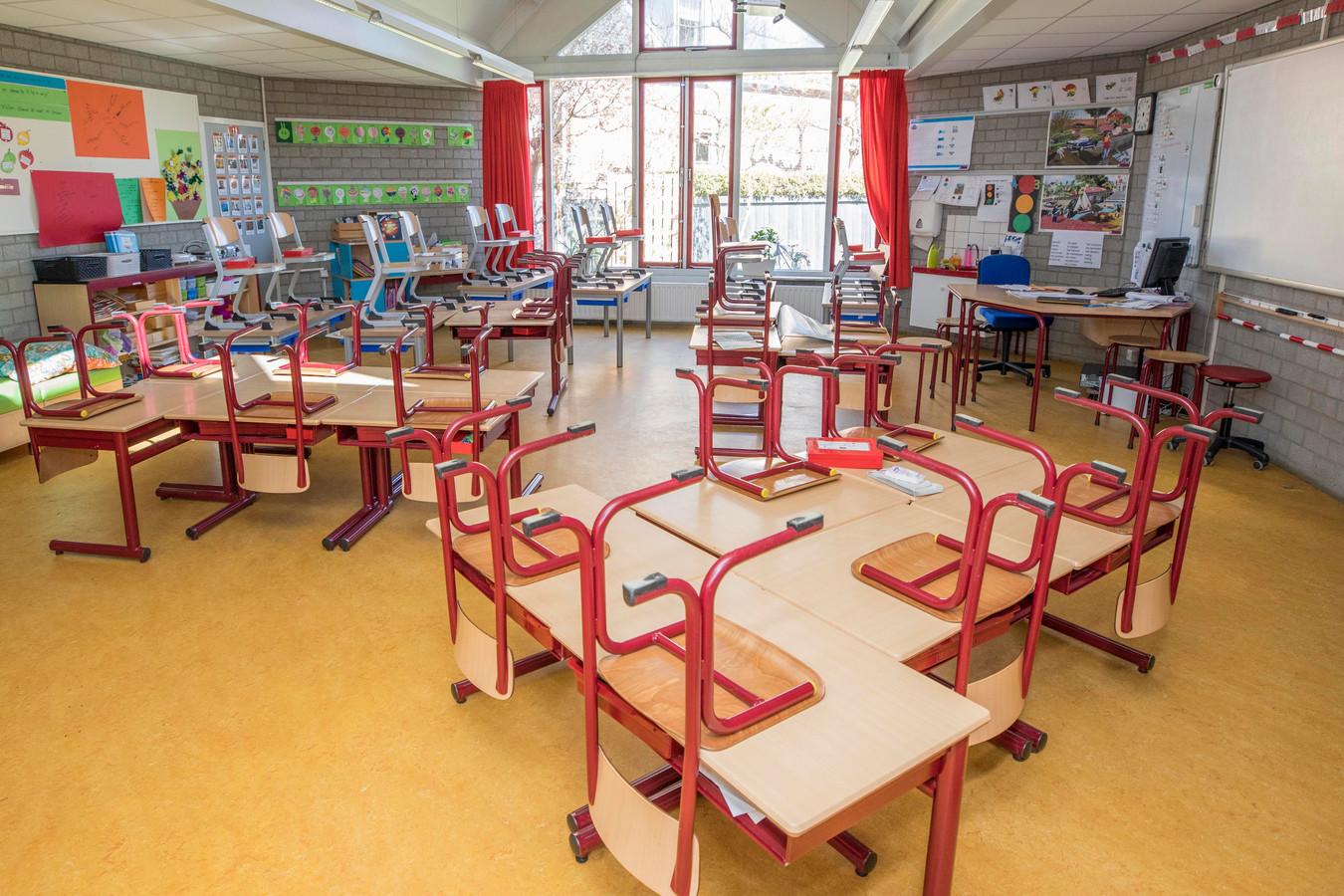 Scholen zijn dicht, maar waar zijn de leerlingen?