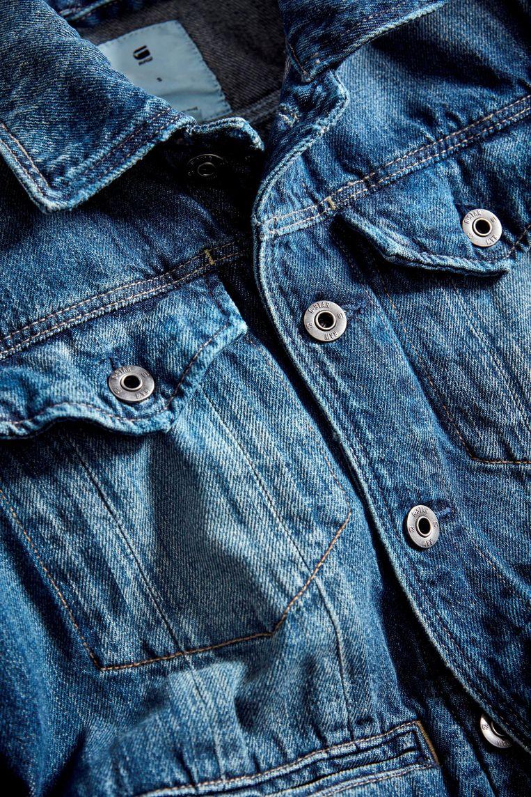 Het duurzame D-Staq RFTPi jacket van G-Star Beeld G-Star Raw