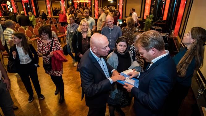 Omtzigt bij CDA Oldenzaal: 'Gaat niet om de partij maar om de man die het doet'