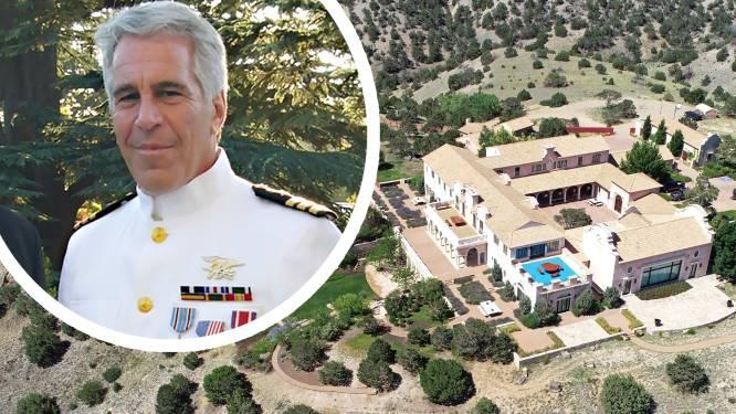 Nu beruchte ranch van Epstein te koop staat voor 23,3 miljoen euro: deze gruwel speelde zich af op zijn domeinen
