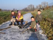 Vanaf morgen winterse buien, volgende week kans op schaatspret