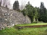 In de muur van Mussert tijdens Open Monumentendag