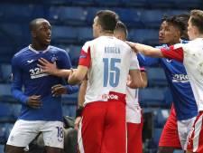 Accusation de racisme lors de Rangers-Slavia, l'UEFA enquête