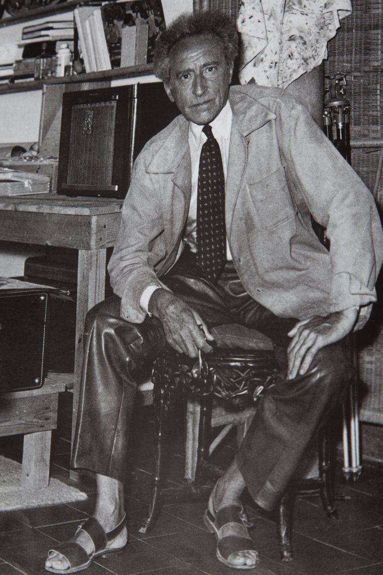 Jean Cocteau. Beeld Alamy