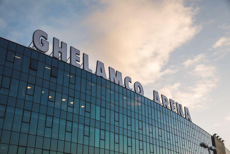 Er is onduidelijkheid over een fors financieel verlies voor de stad Gent in de Ghelamco Arena. Beeld Wannes Nimmegeers