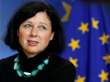 Eurocommissaris op oorlogspad: Facebook lijkt op het communisme